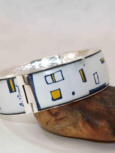 Bracelet Patchwork aufildemaux