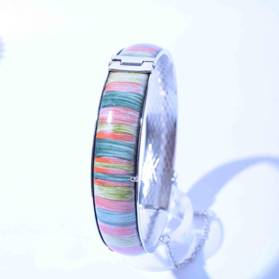 enamel pièce unique Bracelet