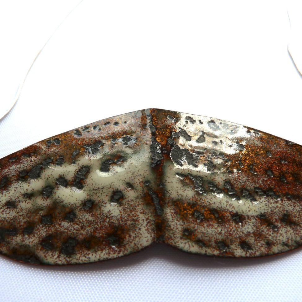 papillon émaux enamel