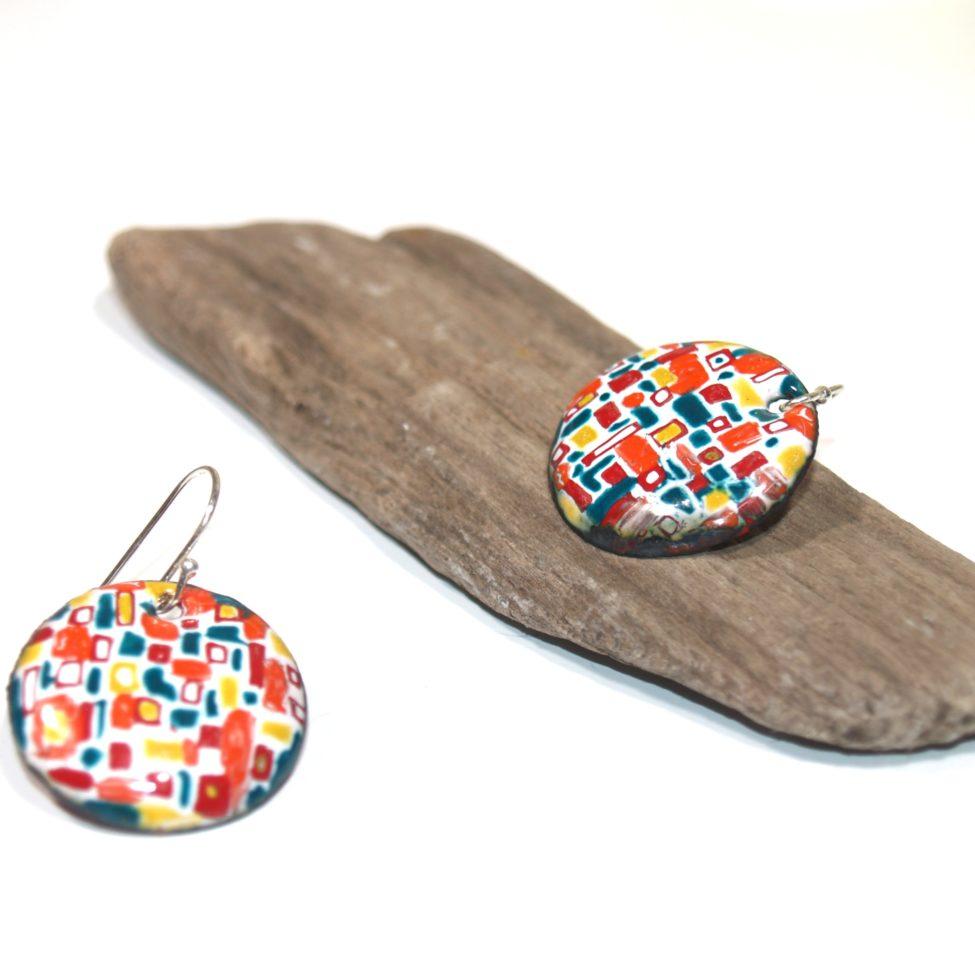 Moissac bijoux émaux pièces uniques créations sur mesure Béatrice Perget