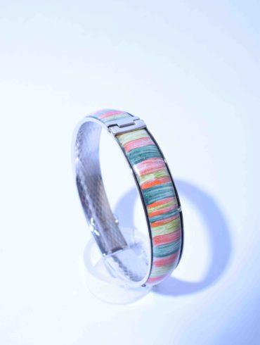 bracelet 3 couleurs émaux