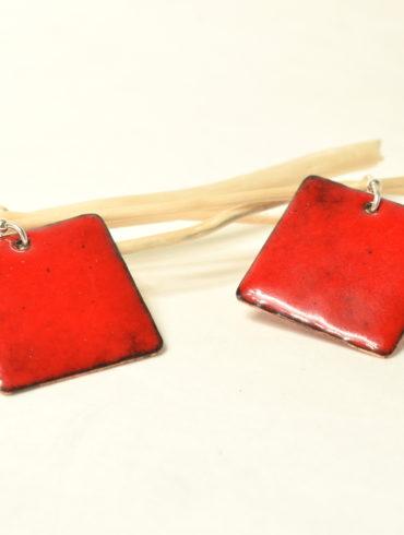 au-fil-d-emaux-earrings-enamel-red-jewellery-unique-Moissac-Tarn-et-garonne