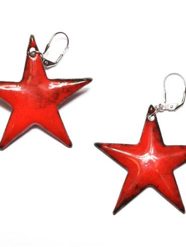 boucles-oreilles-grandes-etoiles-rouge-cerise-attaches-dormeuses-argent-bijoux-durable-moissac